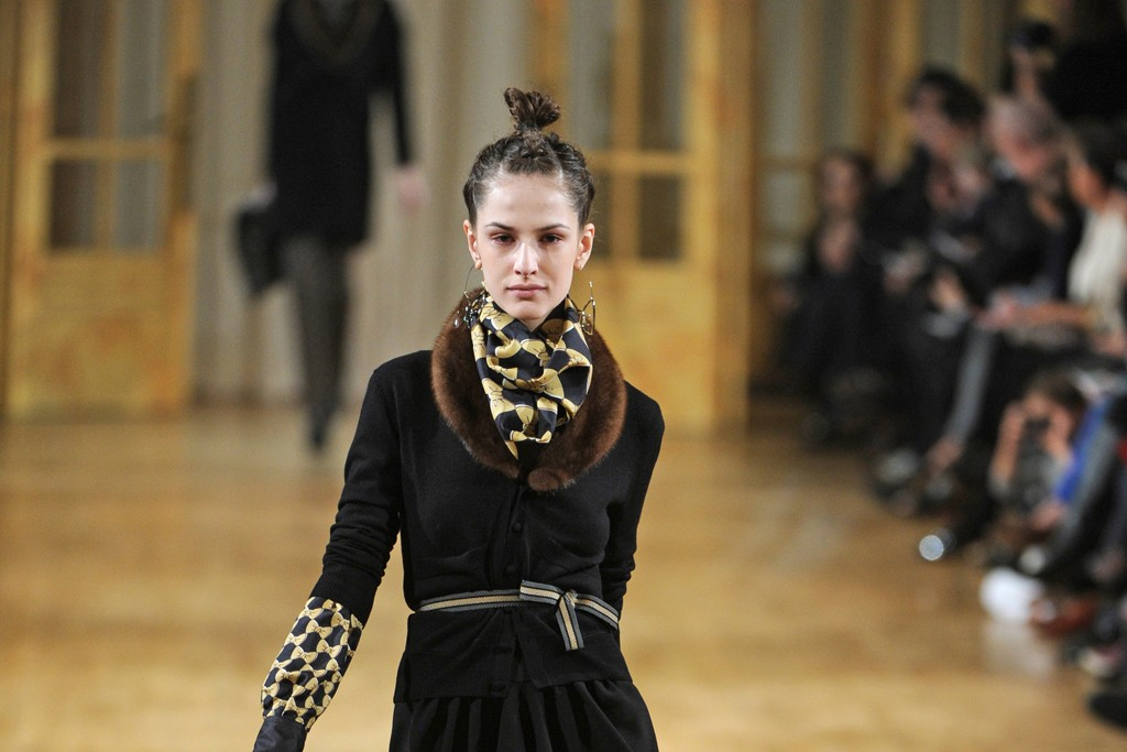 Alexis Mabille RTW Fall 2012