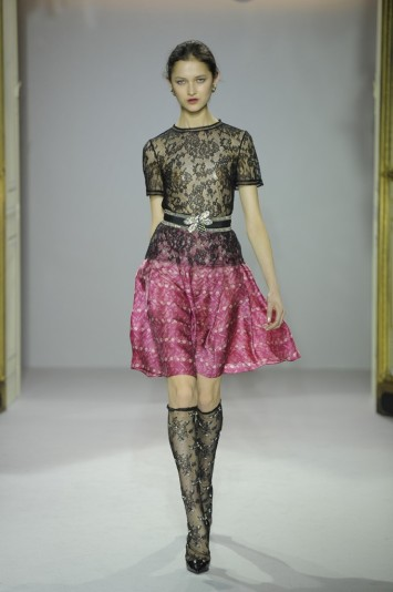 Collette Dinnigan RTW Fall 2012