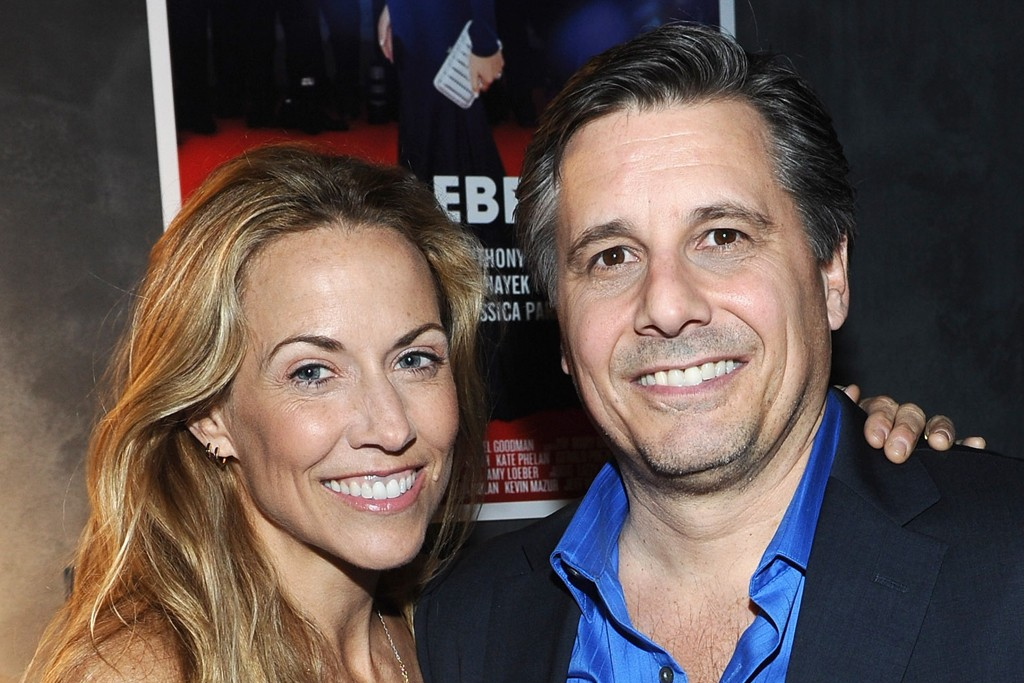 Kevin Mazur and Sheryl Crow