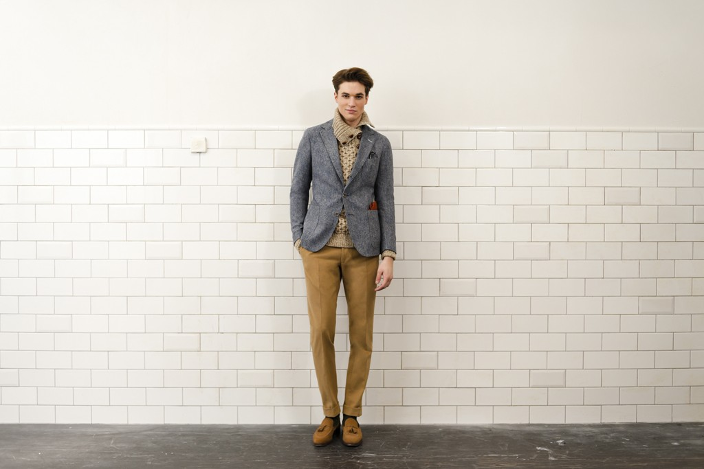 A fall look from Gant Rugger.