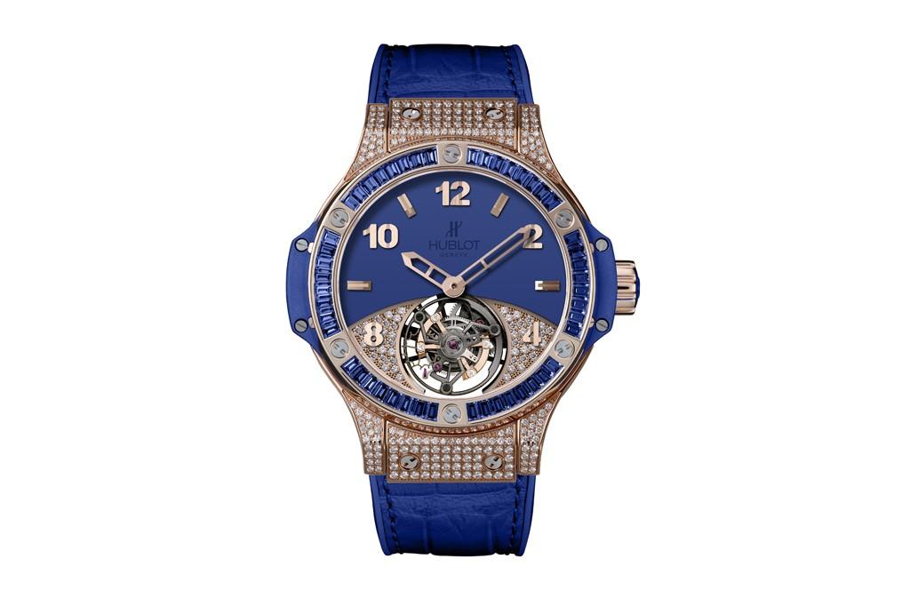 A Hublot watch.
