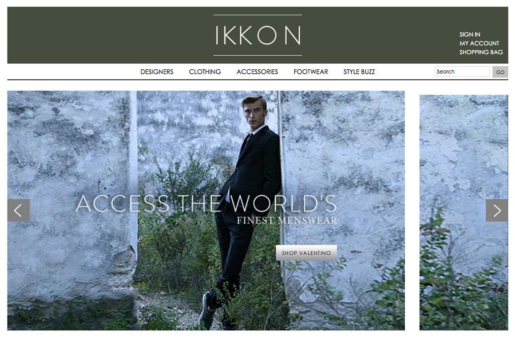 The Ikkon site.