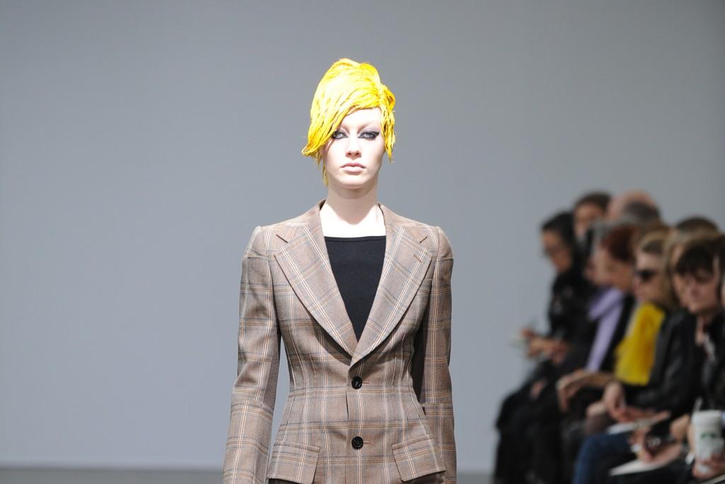 Junya Watanabe RTW Fall 2012