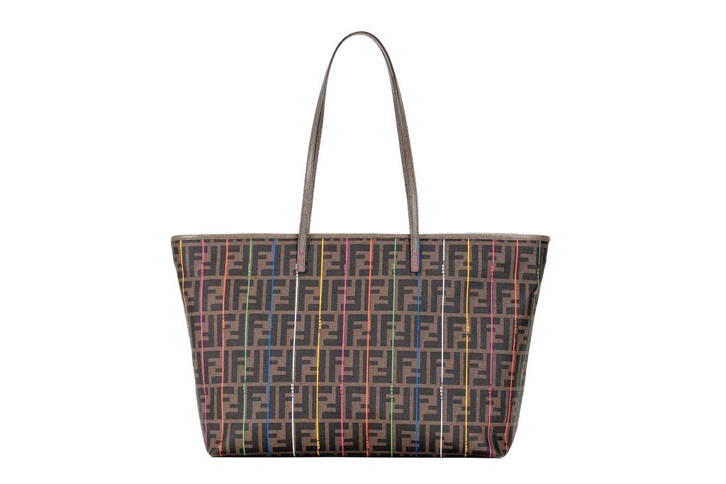 Fendi's Zucca Roll bag