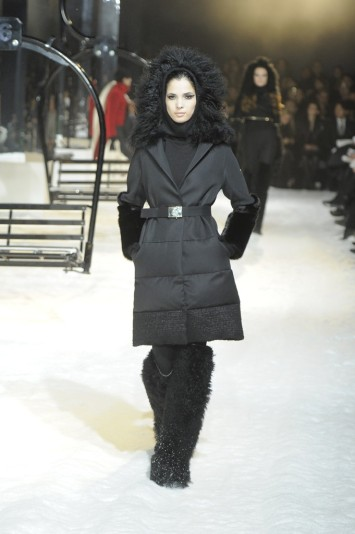 Moncler Gamme Rouge RTW Fall 2012