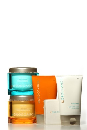 Products from Moroccanoil.