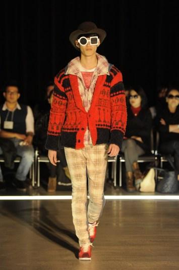 Nozomi Ishiguro Tambourine RTW Fall 2012