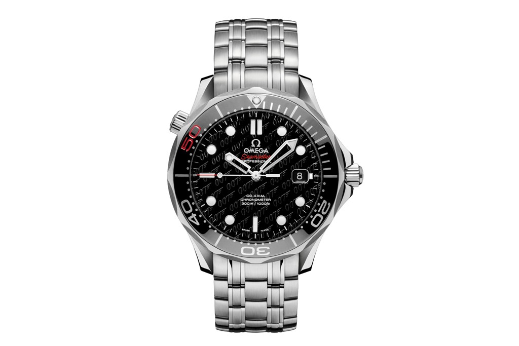 Omega's James Bond 007 50th Anniversary Collector's Piece
