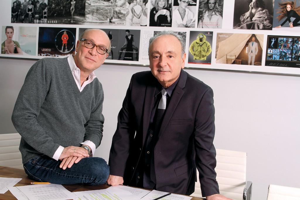 Charles DeCaro and Rocco Laspata
