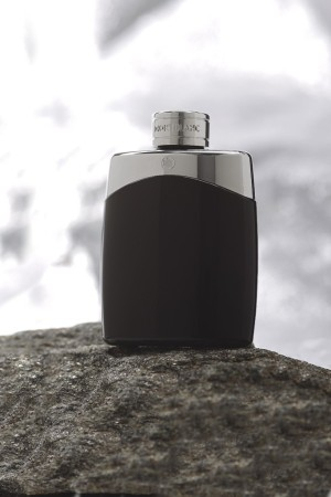 Legend, Montblanc's first fragrance with Inter Parfums.