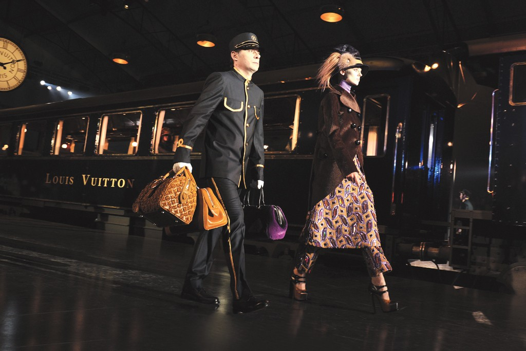 A look at Louis Vuitton RTW Fall 2012