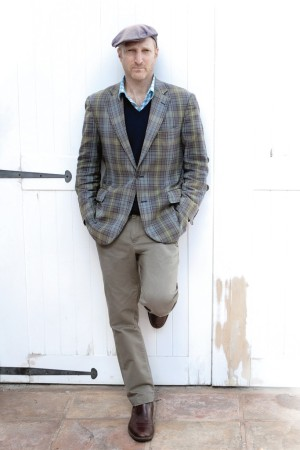 "Writer Jonathan Ames considers the sport coat the ""male purse."""
