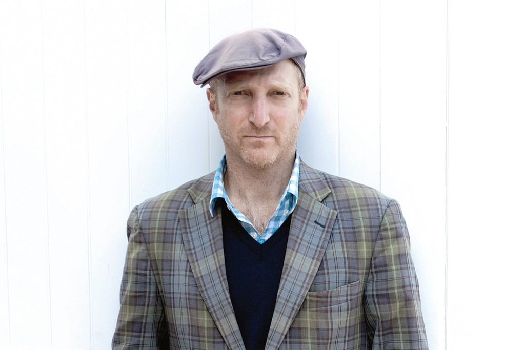 """Writer Jonathan Ames considers the sport coat the """"male purse."""""""