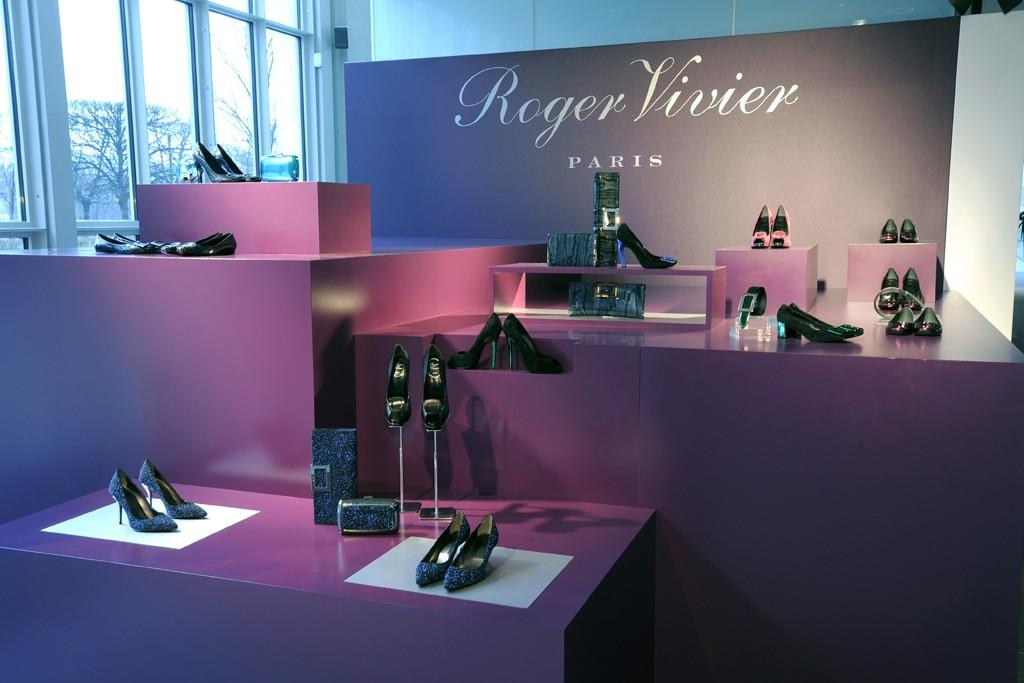 Revenues at Roger Vivier climbed 67.9 percent.