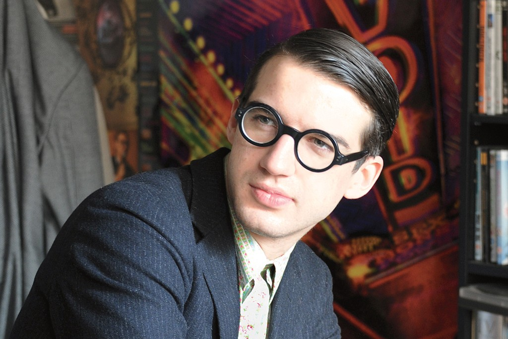 Fred Macpherson of Spector.