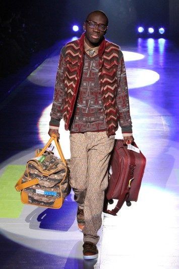 White Mountaineering RTW Fall 2012
