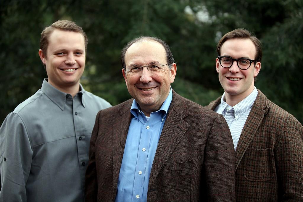 Nick Brayton, John Ranelli and Josh Rich