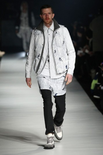 Yoshio Kubo Men's RTW Fall 2012