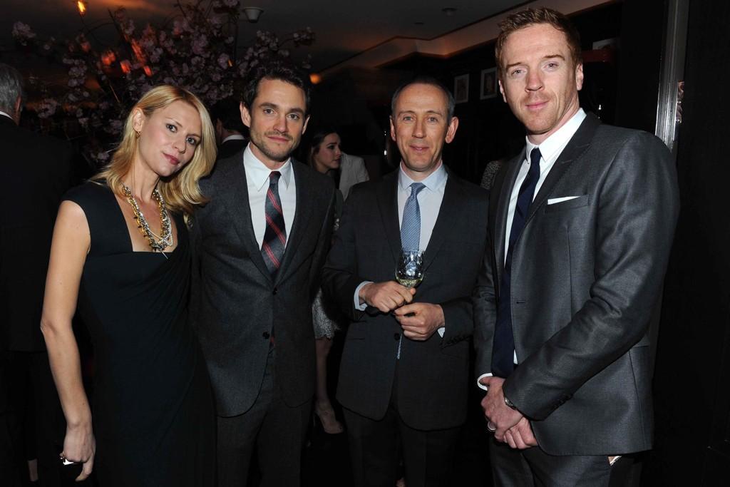Claire Danes, Hugh Dancy, Nicholas Hytner and Damien Lewis