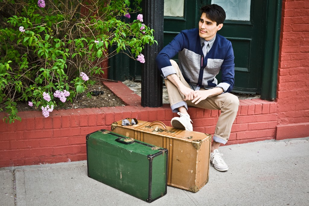 A Goodale look from JackThreads.