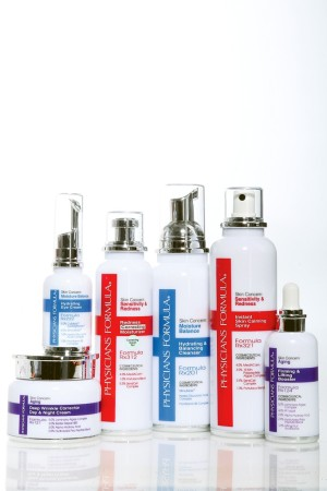 The Physicians Formula Skin Care line.