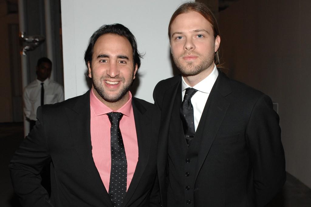 Judd Nydes and Simon Spurr