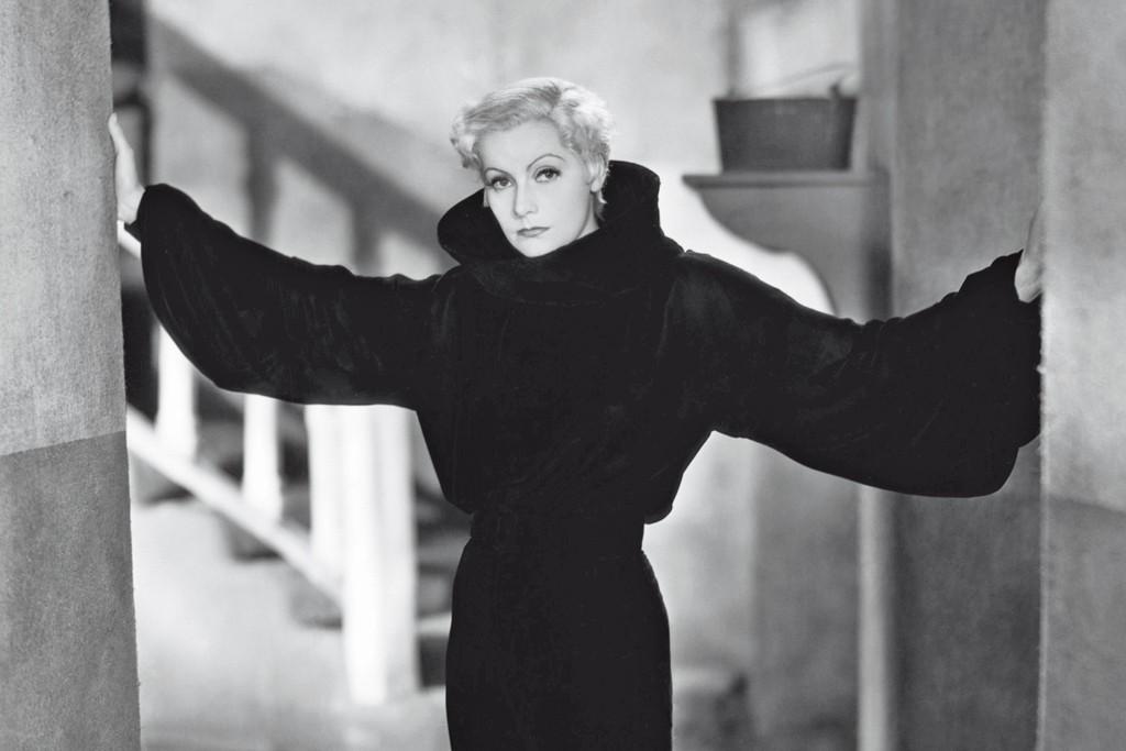 "1932: Greta Garbo in ""As You Desire Me."""