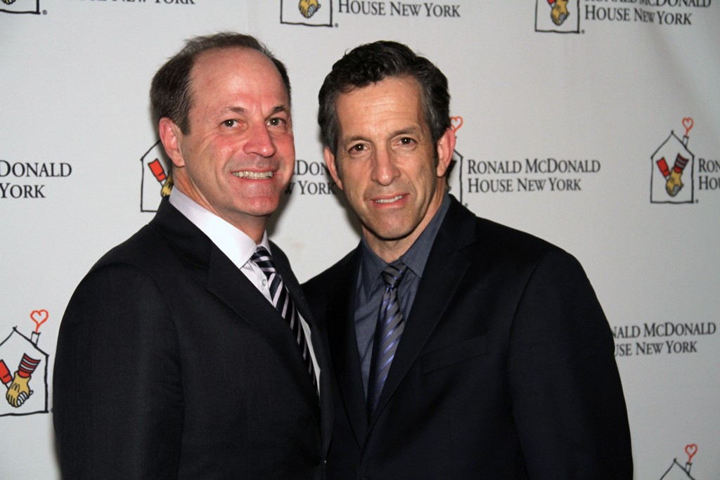 Neil and Kenneth Cole