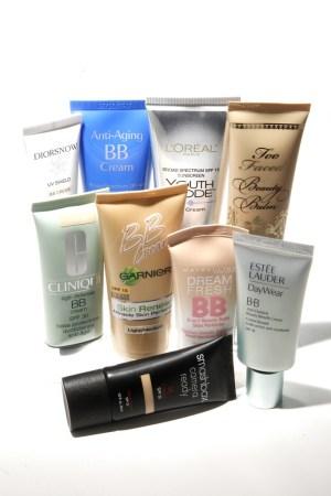 BB cream products.