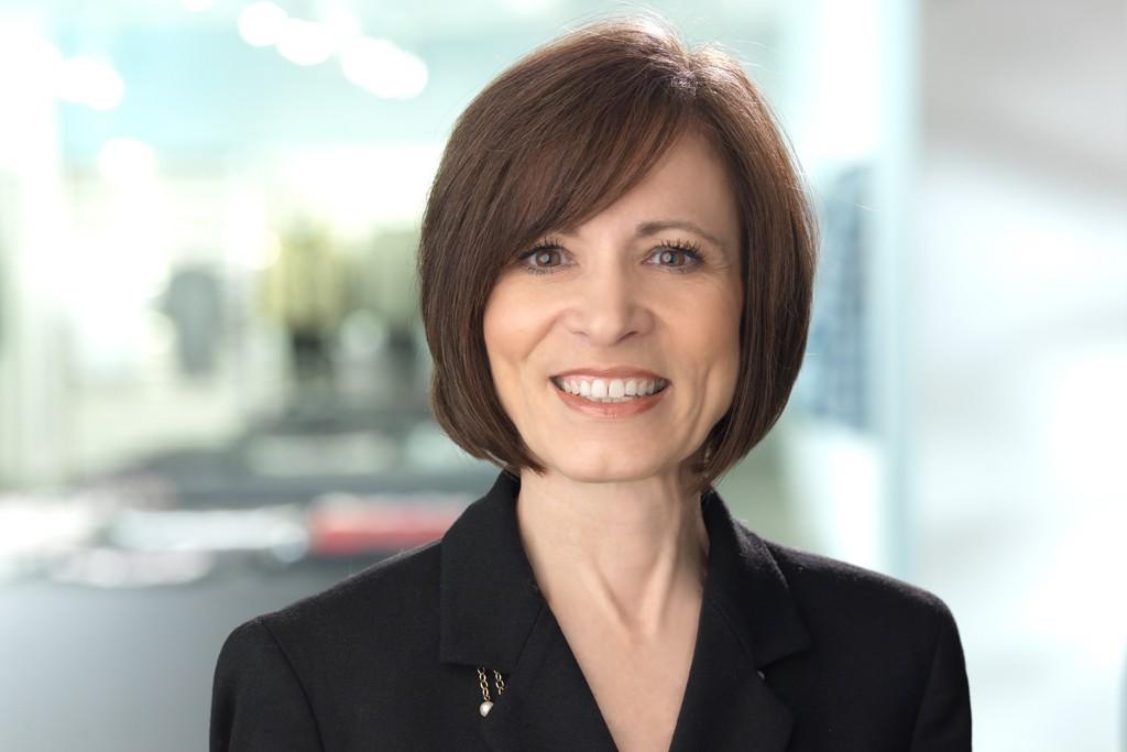 Helen McCluskey