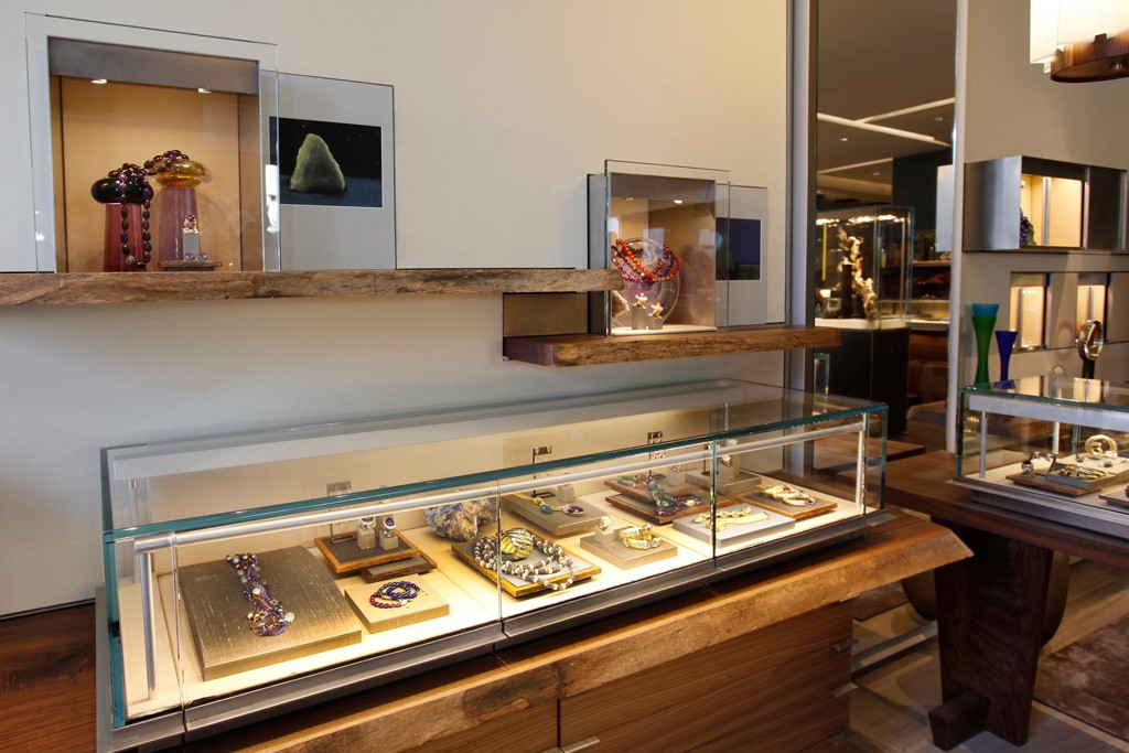 A view of the David Yurman Rodeo Drive store.