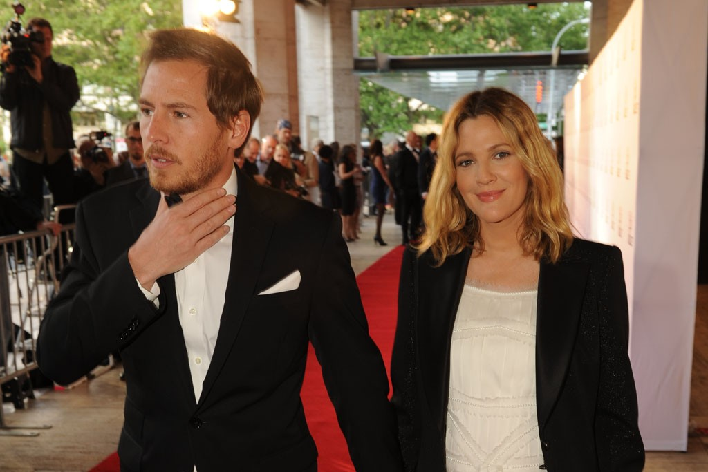 Will Kopelman and Drew Barrymore in Chanel