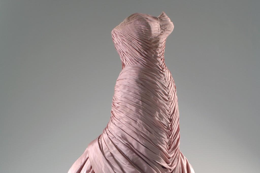 "The 1955 Charles James ""Tree"" dress."