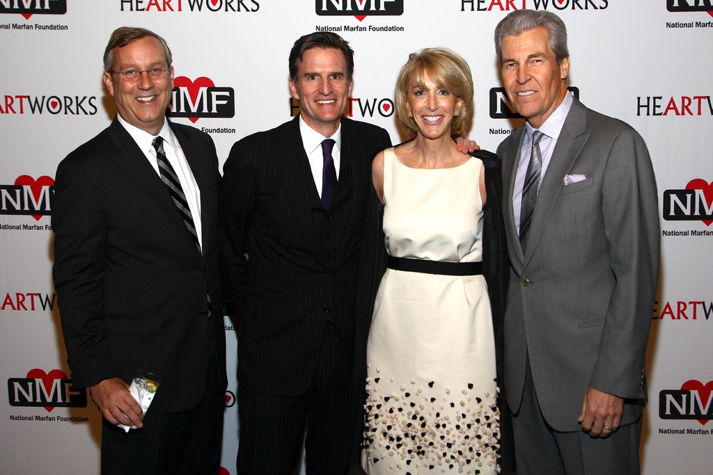 Peter Sachse, Jeff Gennette, Karen Murray and Terry J. Lundgren.
