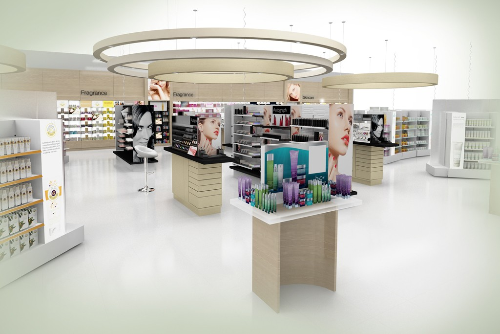 A rendering of the new M&S concept.