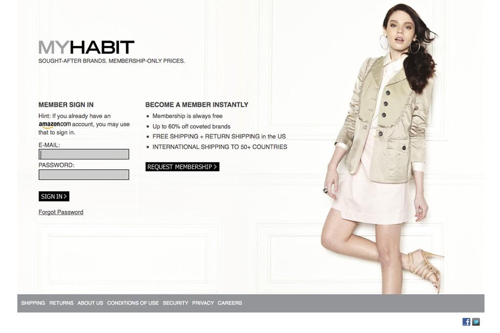 MyHabit.com