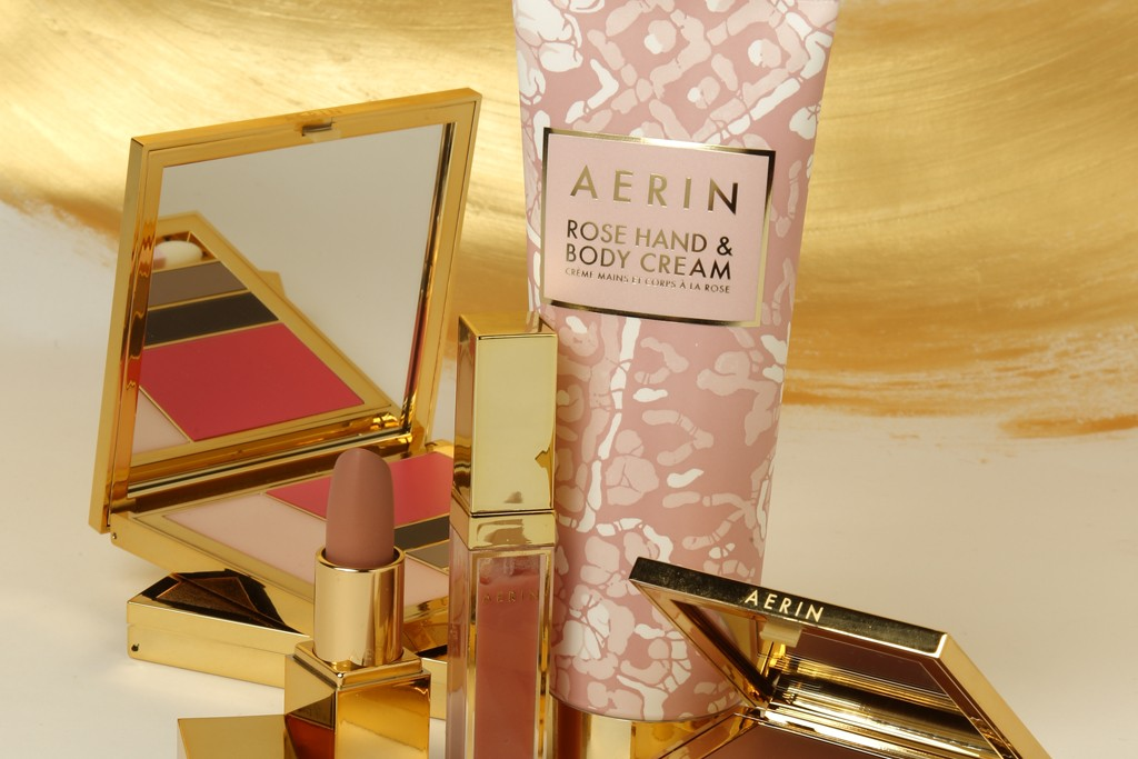 Aerin Lauder beauty products.