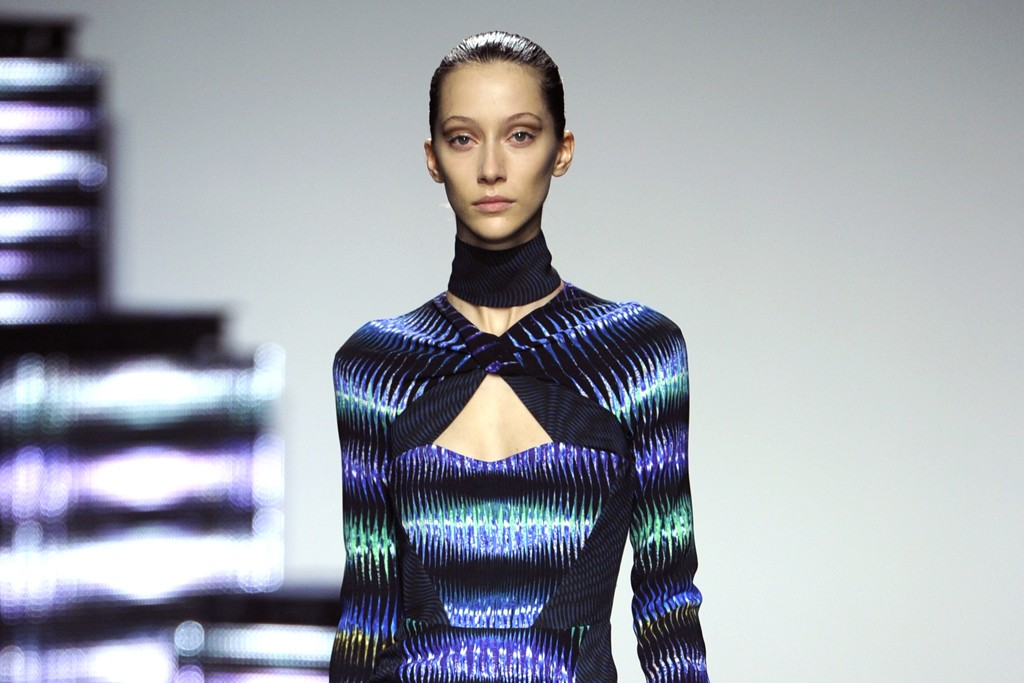 A look from Peter Pilotto.
