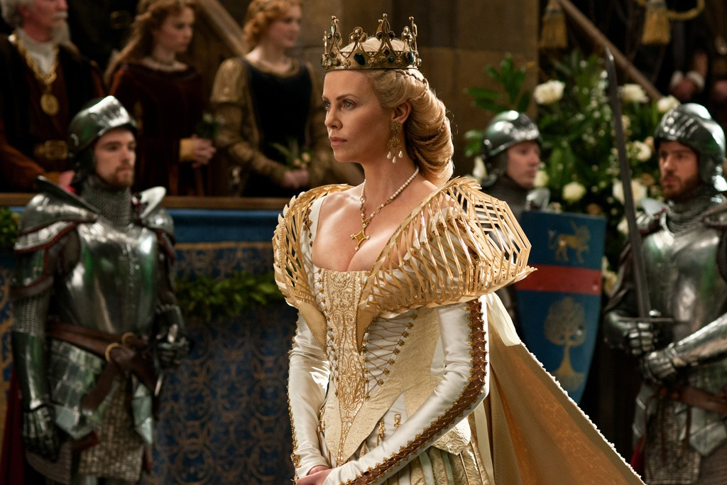 """Charlize Theron as the Queen in """"Snow White and the Huntsman."""""""