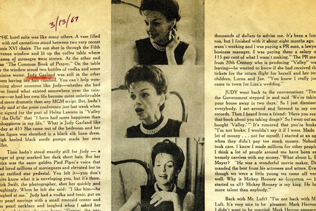 The WWD March 13, 1967 piece.