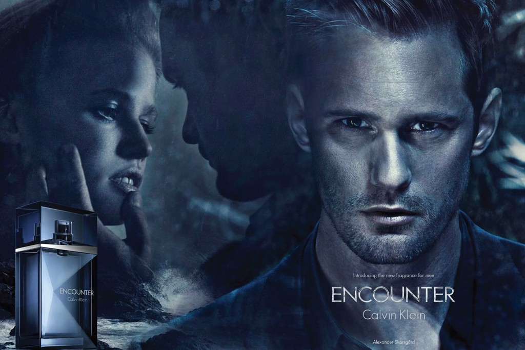 The print ad for Encounter.
