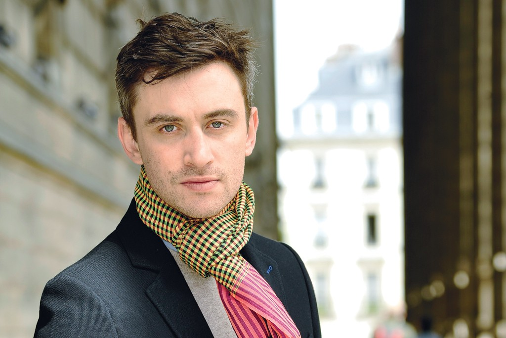 Guillaume Henry in Paris.