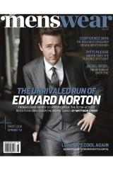 Menswear June 2012 Edward Norton