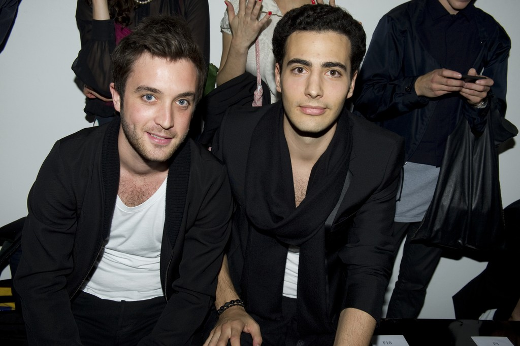 Louis Leboiteux and Jean-Victor Meyers