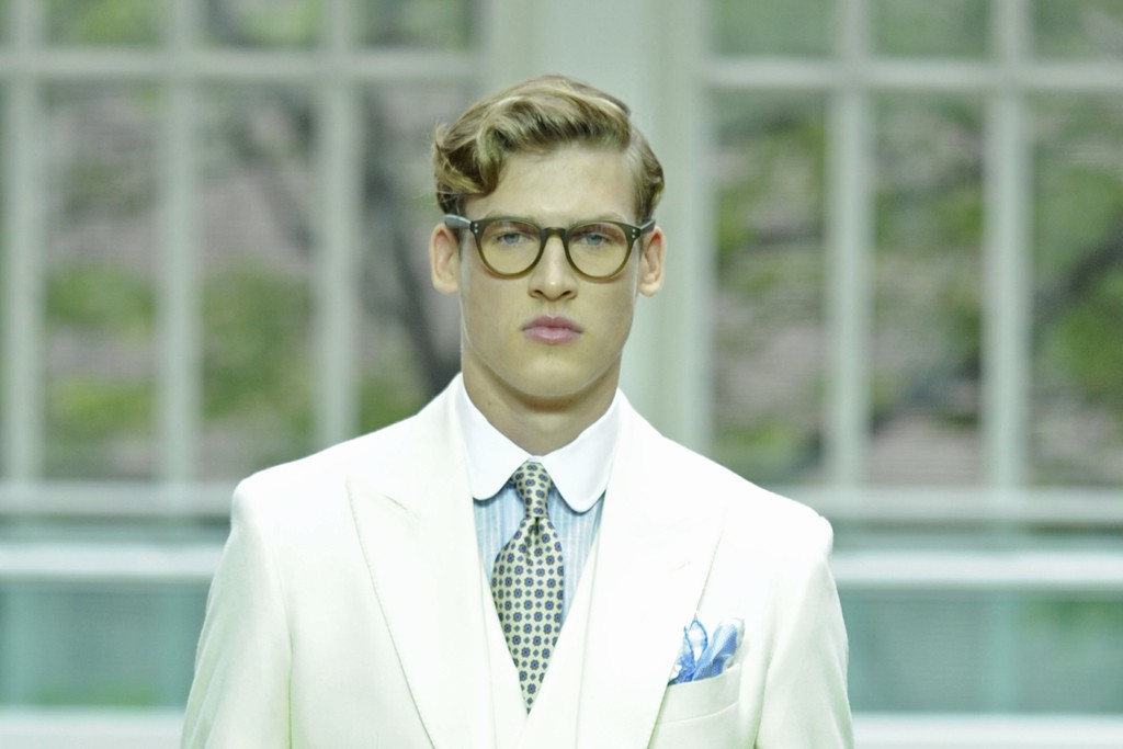 Hackett London Men's RTW Spring 2013