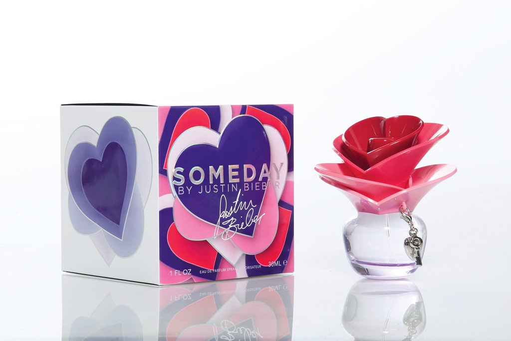 The Someday by Justin Bieber fragrance.