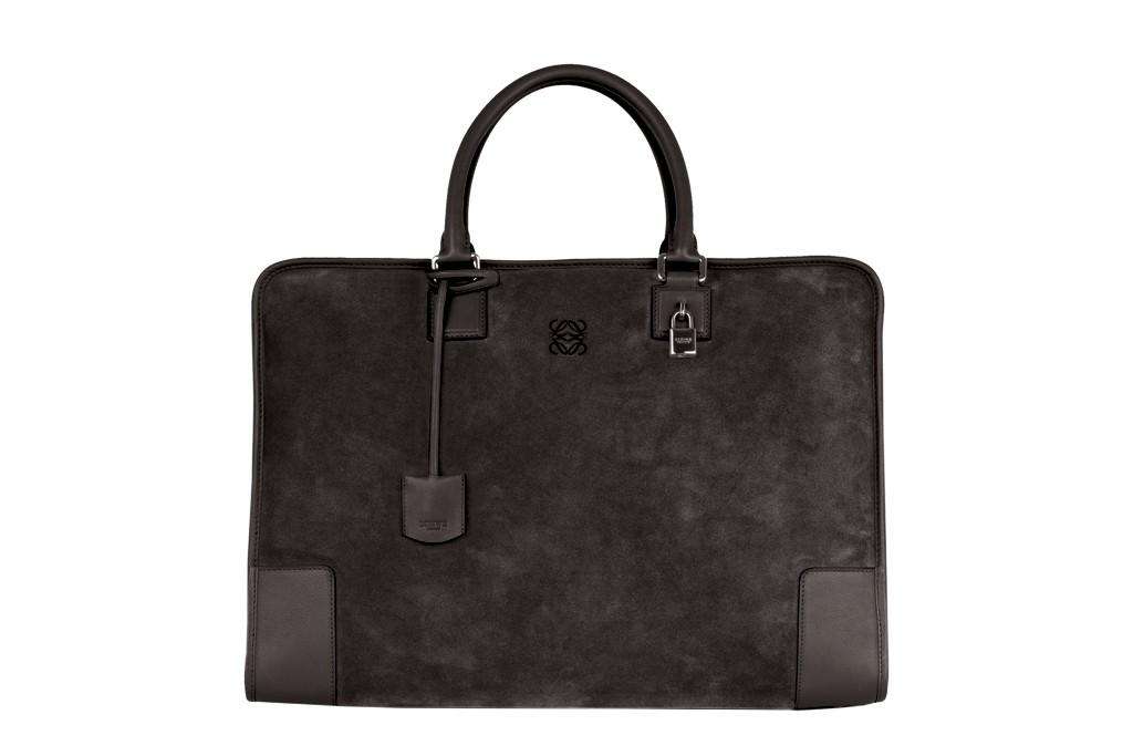 Loewe's Amazona men's bag.