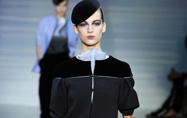 Armani Privé Fall Couture 2012