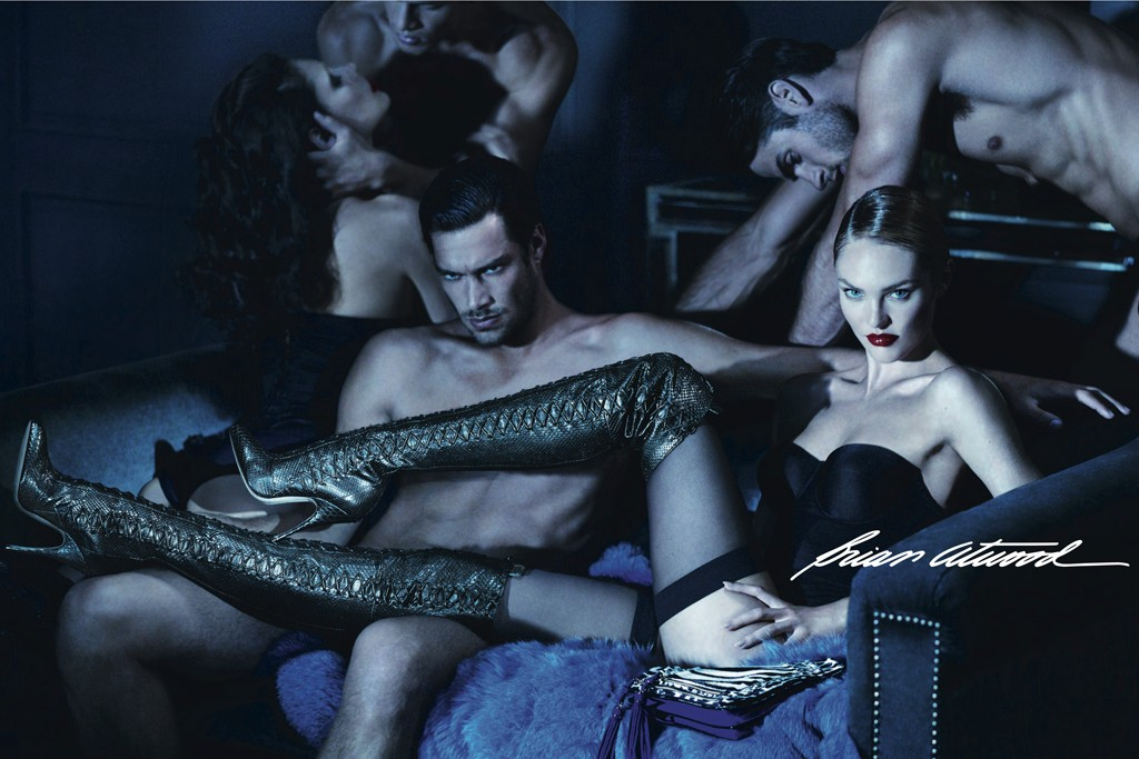 A visual from Brian Atwood campaign.