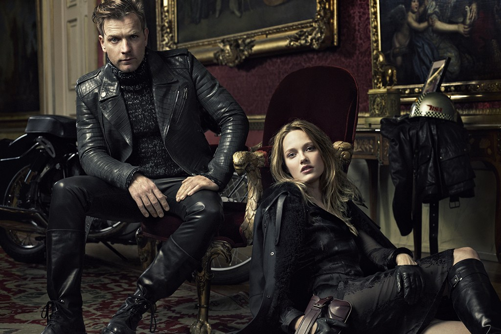 The Belstaff fall 2012 campaign